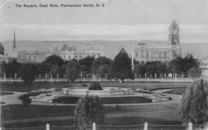 Our history - The Square Palmerston North